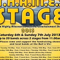The Thames Stage 6th & 7th July 11am- 7pm