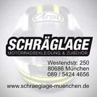 Schräglage Motorradbekleidung & Zubehör in München
