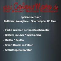 ColourMoto - The Smart Repair Company