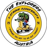 The Explorers - Two Stroke Scooterists