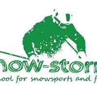 Swiss Ski School Snow-Storm