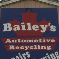 Bailey's Automotive Recycling