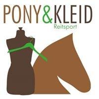 Pony & Kleid