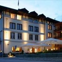 Hotel Weisses Kreuz Bergün