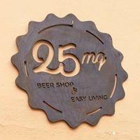 25Mq Beer Shop