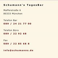 Schumann's Tagesbar
