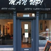 Man Up! (Gents Hairdressing)