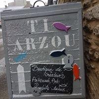 Ti Arzoù, la Maison des Arts, Le Conquet
