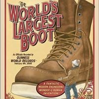 Redwing Shoes World's Largest Boot