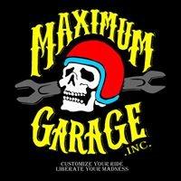 Maximum garage