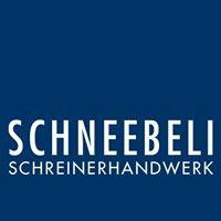 Schneebeli AG Schreinerhandwerk