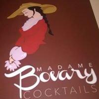 Madame Bovary cocktails bar