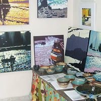 Paintings and Pottery In Cornwall