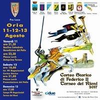 Torneo Dei Rioni Oria