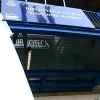 Biblioteca Giovanni Arpino