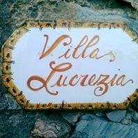 Villa Lucrezia Tuscany