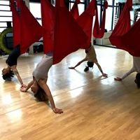 Antigravity Yoga Thunder Gym