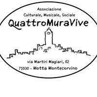 Ass. Quattromuravive QMV Folk Festival  - Motta Montecorvino