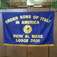 Sons of Italy Vicin' al Mare Lodge 2601