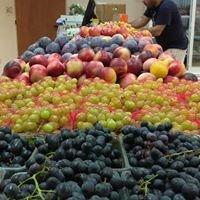 שוק האיכר - ירקות ופירות  סוג א.א