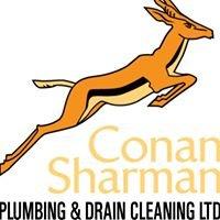 Conan Sharman - Plumbing & Drain Cleaning Ltd.