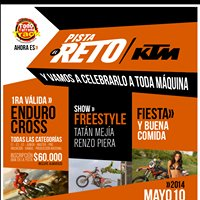 Dia Naranja Pista El Reto KTM