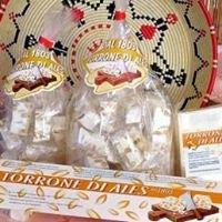 Torrone di Ales (dolci Sardi)