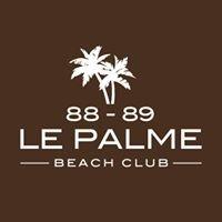 """Spiaggia """"Le Palme"""" Bagni 88"""