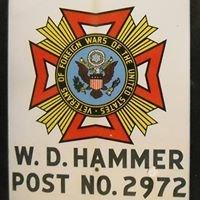 W.D. Hammer VFW Post 2972 (Gibsonville, NC)