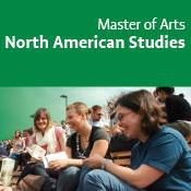 MA North American Studies, Philipps-Universität Marburg