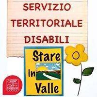 Servizio Territoriale Disabili STARE in VALLE Sant' Omobono Terme