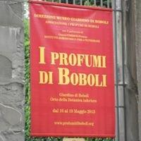 I profumi di Boboli