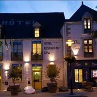 Hôtel Restaurant Les Palis Spa