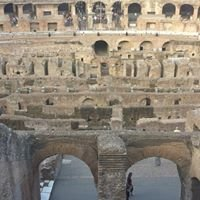 Colosseum, Rome, Italy (Coliseo, Roma, Italia)