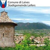 Comune di Laives - Stadtgemeinde Leifers