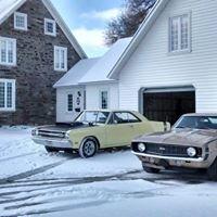 Au vieux garage / Claude Gosselin
