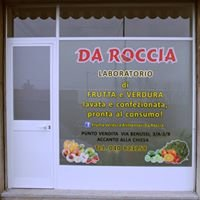 """Frutta Verdura alimentari """"da ROCCIA"""""""
