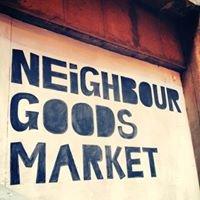 Neighbourgoods Market, Juta Street