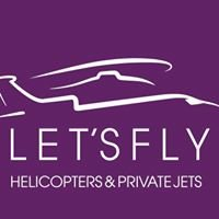 LET'S FLY Helicopter & Jet
