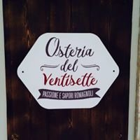 Osteria Del Ventisette