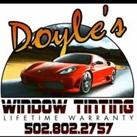 Doyles Window Tinting