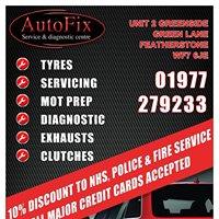 AutoFix Featherstone