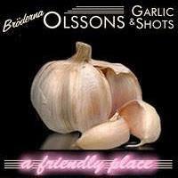 Bröderna Olssons Garlic & Shots