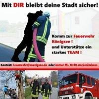 Stützpunkt Feuerwehr Königsee