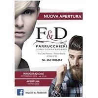 F&D Parrucchieri Uomo/Donna