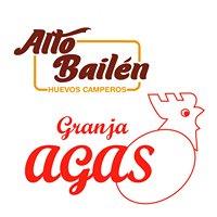 Granja Agas-Alto Bailén