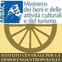 Istituto Centrale per la Demoetnoantropologia