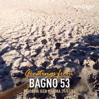 Bagno 53 Bellaria - Tel: 349 5497759