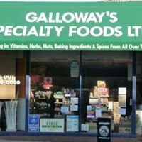 Galloway's Fine Food Specialties - NewWest