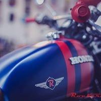 Rockerbox Vintage Motorbikes